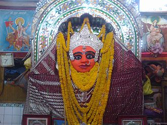 Shajapur - Image: Raj Rajeshwari Temple