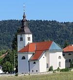 Rakitna Slovenia - church.JPG