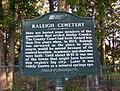 Raleigh Cemetery Memphis TN historical marker 2.jpg