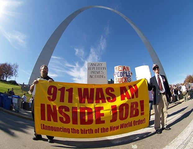 ۱۱ سپتامبر کار خودیها بود