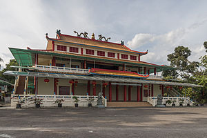 Ranau District - The Ranau Wah San Chon Chu Kung Temple.
