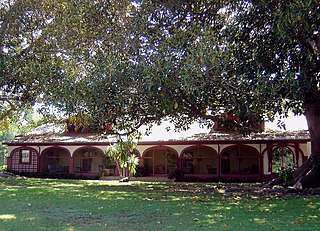 Rancho Los Alamitos United States historic place