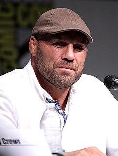 Randy Couture American Greco-Roman wrestler and mixed martial artist