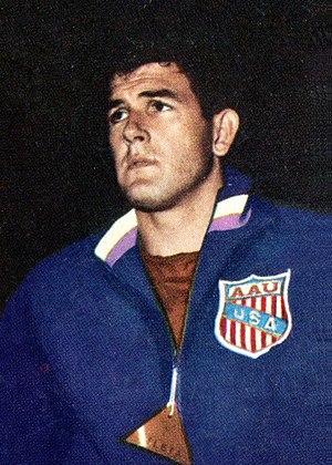 Randy Matson - Image: Randy Matson 1968