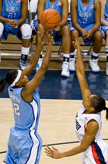 Rashanda McCants versus Connecticut 2.jpg
