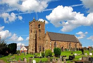 Ratby - Image: Ratby Church