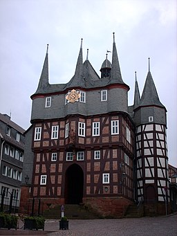 Untermarkt in Frankenberg (Eder)