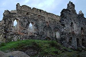 Rauna Castle - Rauna Castle in 2013