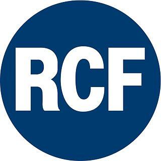 RCF audio Professional Audio Manufacturer