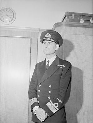 Matthew Slattery - Matthew Slattery in uniform, 1943