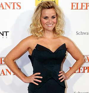 Reese Witherspoon - Witherspoon at the Water for Elephants premiere in May 2011
