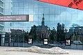 Reflectie op het Spuiplein - Den Haag (7786362918).jpg