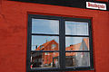 Reflections of the streets of Rønne, Bornholm, Denmark, Northern Europe.jpg