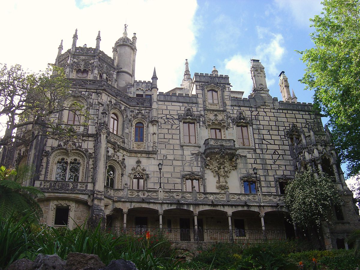 Pal cio da regaleira wikipedia la enciclopedia libre for Jardines quinta da regaleira