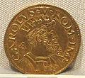 Regno di napoli, carlo V imperatore, oro, 1516-1556, 02.JPG