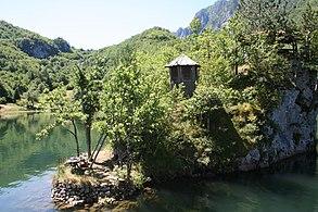 Reka Drina, Perućac-Višegrad 172.jpg