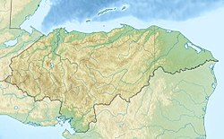 1980 Honduras earthquake is located in Honduras