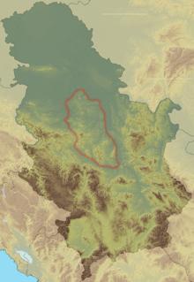 Šumadija Geographic region of Serbia