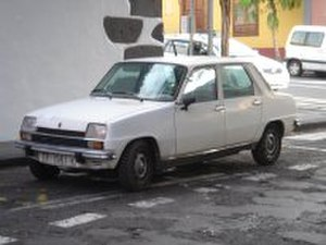 Renault 7 - Image: Renault R7 1