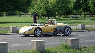 Barchetta - Barchetta-style Renault Spider