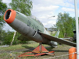 Republic F-84F Thunderstreak DF+240, Alliierte in Berlin pic1.JPG