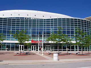 Resch Center Arena located in Ashwaubenon, Wisconsin