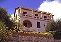 Residence Villa Primavera of Han van Meegeren 1932-1938 in Roquebrune-Cap-Martin, Avenue des Cyprès 10, France 2.jpg