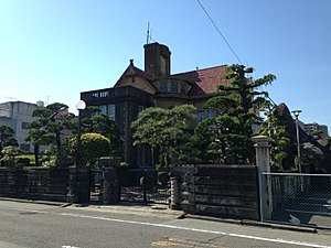 Residence of Mikawa Family 20160505.JPG
