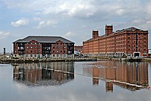 Residential Development, Waterloo Dock, Liverpool (geograph 2978518).jpg
