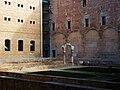 Restes del claustre de Sant Bernat de Rascanya, Sant Miquel dels Reis, València.JPG