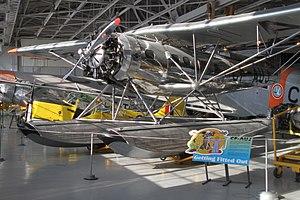 Fairchild Super 71 - Restored Fairchild Super 71
