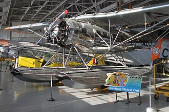 Fairchild Super 71 - Restored Fairchild Super 71