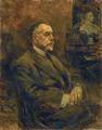 Retrato de Teixeira Gomes (1911) - Columbano Bordalo Pinheiro, MNAC.png