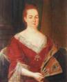 Retrato de personagem feminina desconhecida (segunda metade séc. XVIII), Palácio dos Condes de Ficalho.png