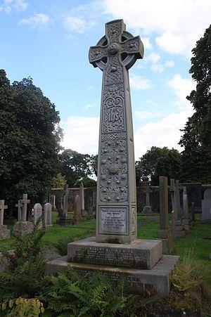 Robert Blair (minister) - Rev Robert Blair's grave, Dean Cemetery