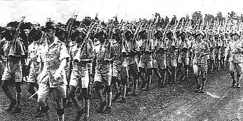 Southern Rhodesia In World War Ii Wikipedia