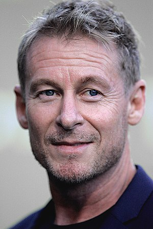 Richard Roxburgh - Roxburgh at Tropfest 2013