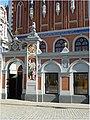 Riga - Receipt of Blackheads - Saņemšana Melngalvju - panoramio.jpg
