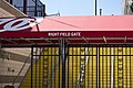 Right field gate - Washington Nationals Park - 2013-09-17.jpg
