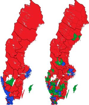 Rigsdagsvalget i Sverige 1988 i valgkredse og kommuner.png