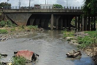 Acari River (Rio de Janeiro) - Image: Rioacari