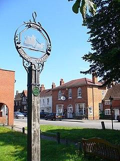 Ripley, Surrey village in Surrey, England