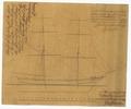 Ritning-Ritningar till en snaubrigg för 72 mans besättning. Tackelritning. 1799-10-10 - Sjöhistoriska museet - 1978-25-18.tif