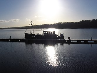 River Foyle - The Foyle, early morning, April 2006