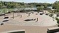 River Landing Spray Park, Saskatoon (505730) (25557201893).jpg