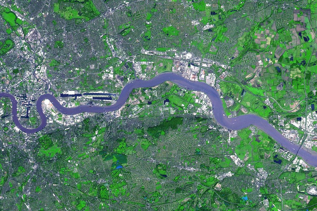 River - Simple English Wikipedia, the free encyclopedia