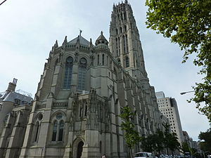 Riverside Church - Another view of Riverside Church