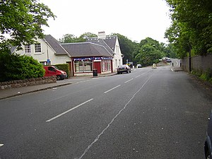 Road through Longniddry - geograph.org.uk - 834542.jpg