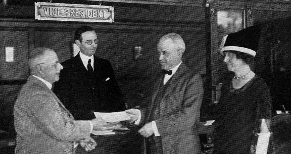 Robert A. Millikan 1924