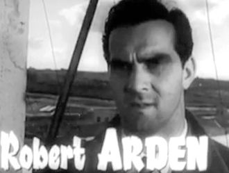Robert Arden - Arden in a scene from Mr. Arkadin.